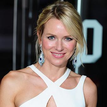Naomi Watts stars in Diana, which has been panned by critics
