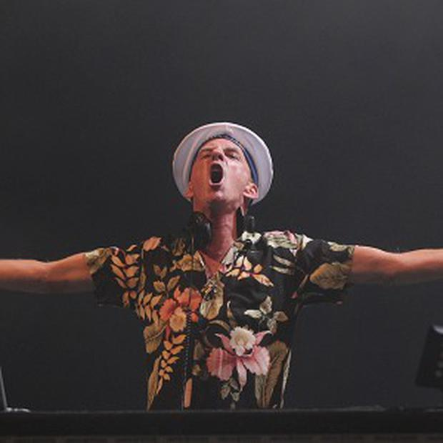 Fatboy Slim will perform in Dublin as part of the capital's New Year's Eve celebrations