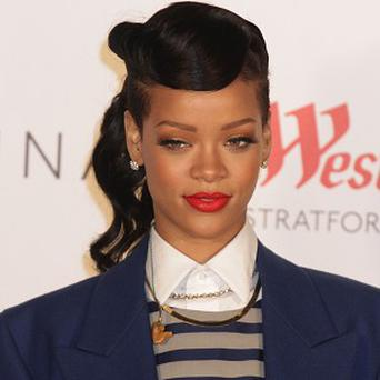 Rihanna has been spotted out with rapper ASAP Rocky