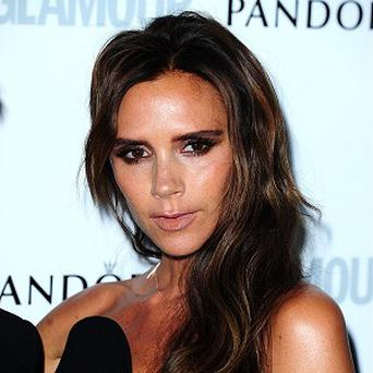 Victoria Beckham says daughter Harper is already giving her style tips