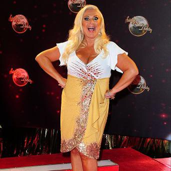 Vanessa Feltz is worried Strictly won't be good for her figure