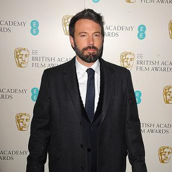 Ben Affleck has a TV directing stint lined up