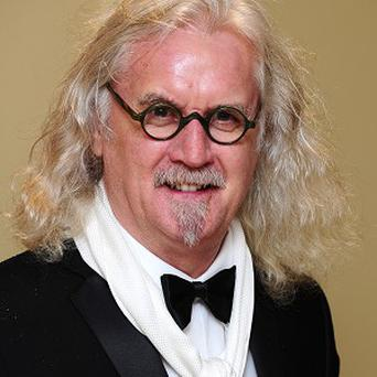 Billy Connolly says his illness won't stop him performing