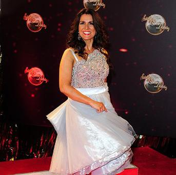Susanna Reid will be practising her dance steps at work on BBC Breakfast