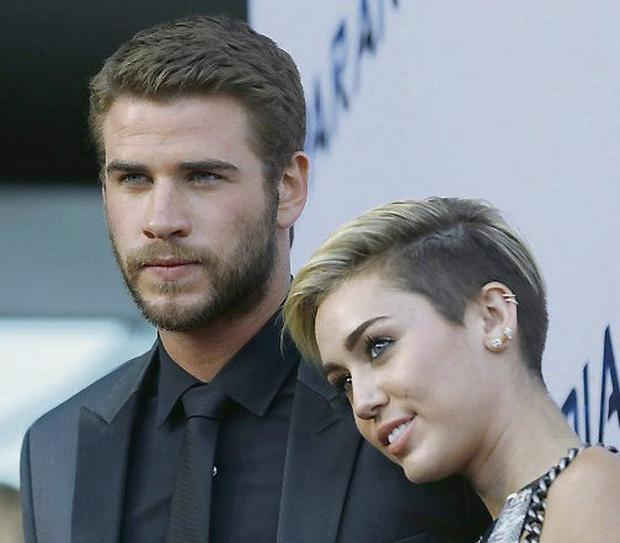 Liam Hemsworth and Miley Cyrus have said their relationship is over