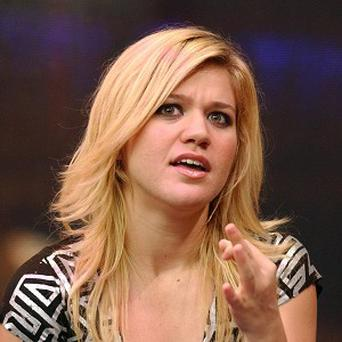 Kelly Clarkson bought the ring at auction last year