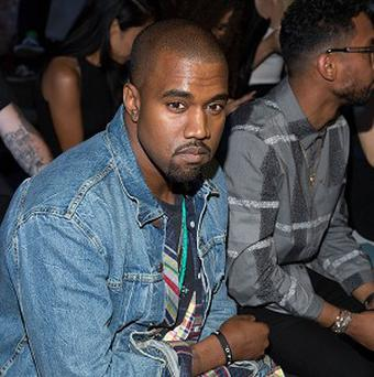 Kanye West has verbally attacked US comedian Jimmy Kimmel for mocking him