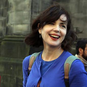 Downton Abbey's Elizabeth McGovern has revealed she had a tour of the White House