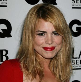 Billie Piper has praised Peter Capaldi's casting as the new Doctor Who