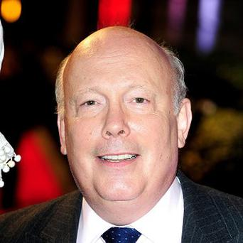 Julian Fellowes created the ITV hit drama Downton Abbey