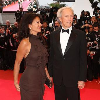 Clint and Dina Eastwood married in 1996