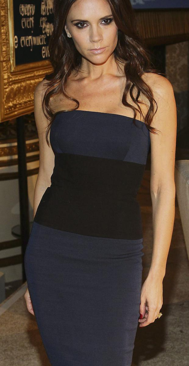 Victoria Beckham is tipped for fashion award success