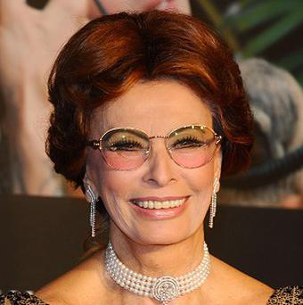 Sophia Loren once served time in an Italian jail for tax evasion