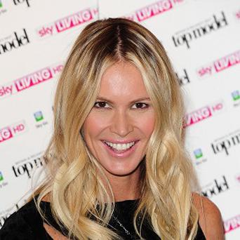 Elle Macpherson hosted Britain and Ireland's Next Top Model, which has now been axed