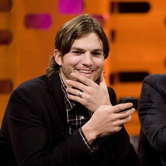 Ashton Kutcher is to design a new range of tablet computers