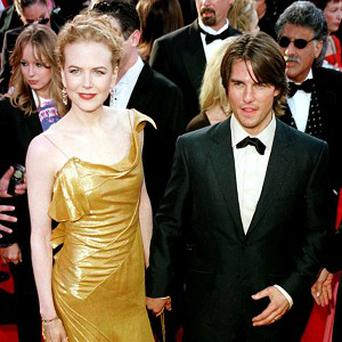 Nicole Kidman has spoken about her marriage to Tom Cruise