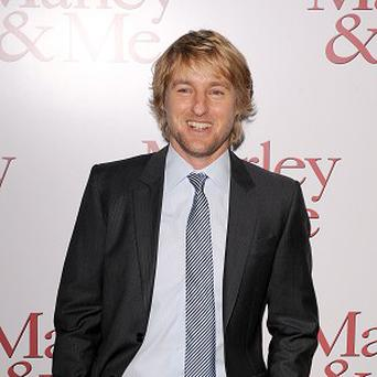 Owen Wilson is set to become a father again