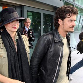 Orlando Bloom said he and Miranda Kerr will always be in each other's lives