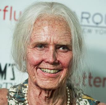 Heidi Klum spent hours being turned into an old lady for Halloween