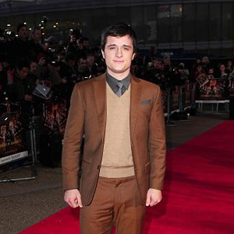 Josh Hutcherson will be part of awards honouring teenagers in the US