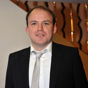 Embargoed to 1201 Friday November 8 File photo dated 28/11/10 of Rory Kinnear who has been shortlisted for two prestigious theatre awards - for his work as an actor and as a playwright.