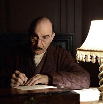 David Suchet is bowing out of the role of Poirot after 25 years