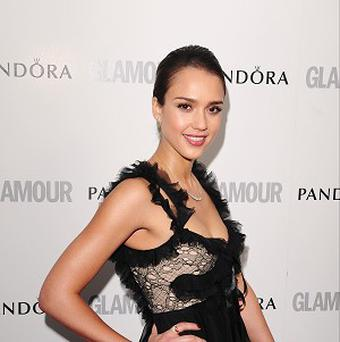 Jessica Alba is helping typhoon victims