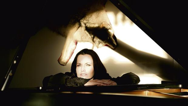 Swansong: Dolores will be back in Ireland in December before returning to Canada for ever.