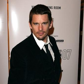 Ethan Hawke is playing Macbeth in a production on Broadway