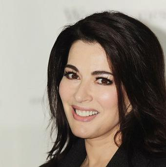 Nigella Lawson has turned to social networking site Twitter