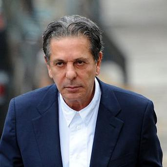 Charles Saatchi has been giving evidence in court