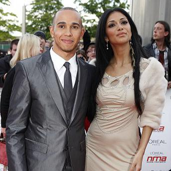 Nicole Scherzinger and Lewis Hamilton split up earlier this year