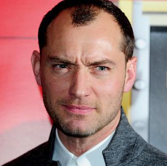 Jude Law has received rave reviews for his latest stage role