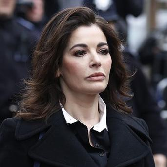 Nigella Lawson is a witness at the trial of her former personal assistants