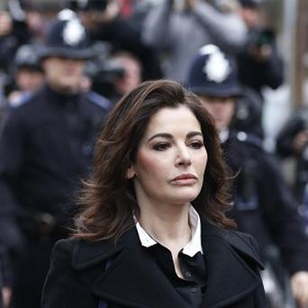 Nigella Lawson admitted using cocaine in the past