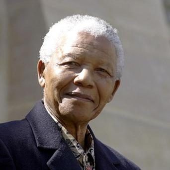 Celebrities have paid tribute to Nelson Mandela