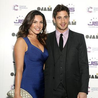 Kelly Brook and Danny Cipriani have been spotted out together again