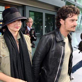 Miranda Kerr and Orlando Bloom broke up earlier this year