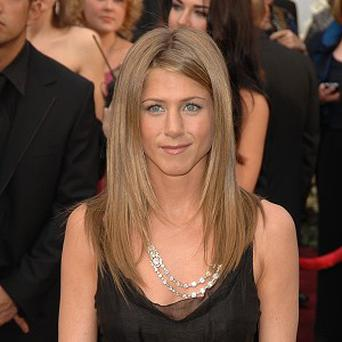 Jennifer Aniston says she felt awkward in her 30s