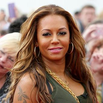 Mel B will celebrate Christmas in Rwanda