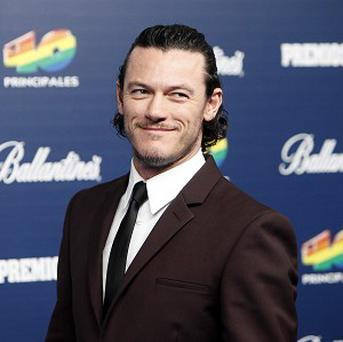 Luke Evans plays Bruce Reynolds on the small screen