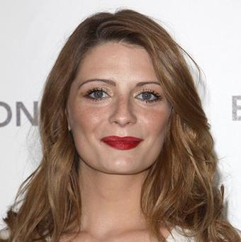 Mischa Barton has told of her struggle with sleep issues