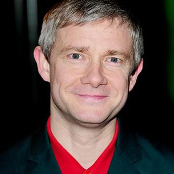 Martin Freeman almost missed out on his Sherlock role