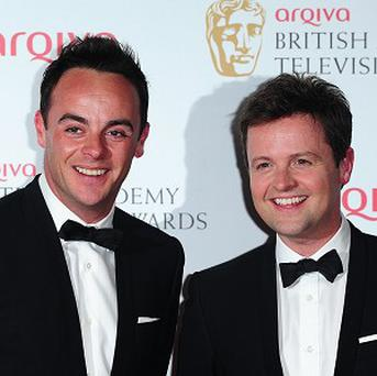 And and Dec are up against themselves for best entertainment show at the NTAs