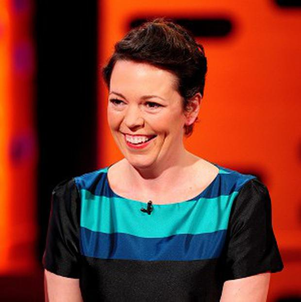 Olivia Colman wanted the option to be in the US remake of Broadchurch