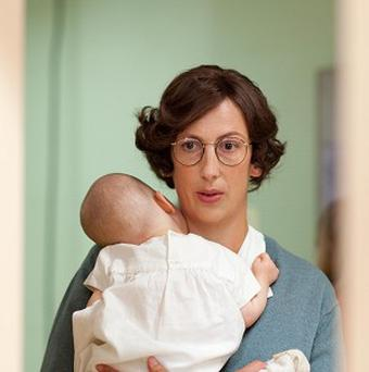 Miranda Hart plays Chummy in Call The Midwife