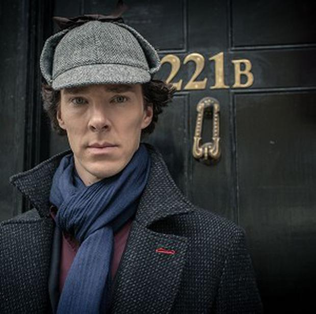 Sherlock Holmes mania takes hold in China - Independent ie