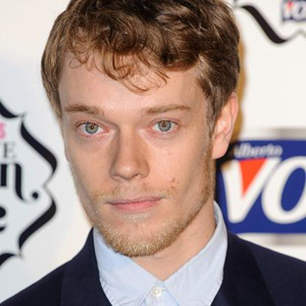 Alfie Allen plays Reek on the show