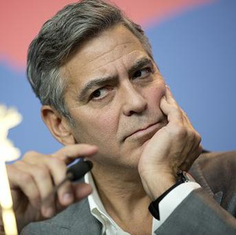 George Clooney was among the stars who read out mean tweets about themselves