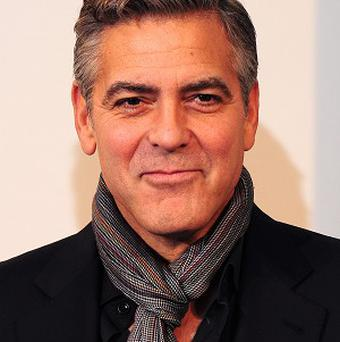 George Clooney: People magazine reported on Saturday he is engaged.